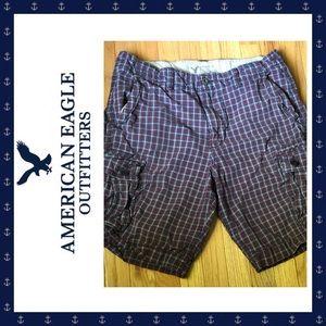 American Eagle shorts classic length 36